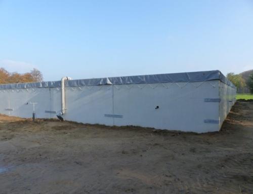Nieuw BEFO silo